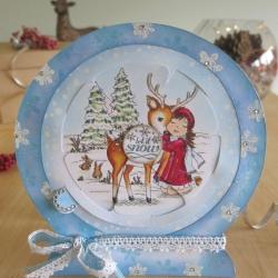 Snowglobe Christmas Wonderland