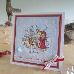 Christmas Wonderland Magic Window