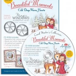 Card-Makers-Collection-CD-ROM-Beautiful-Moments-Cold-Days-Warm-Hearts