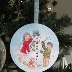 Decoration Snowman